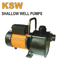 KSW Shallow Well Pumps